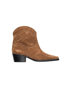 Low Texas Ankle Boots