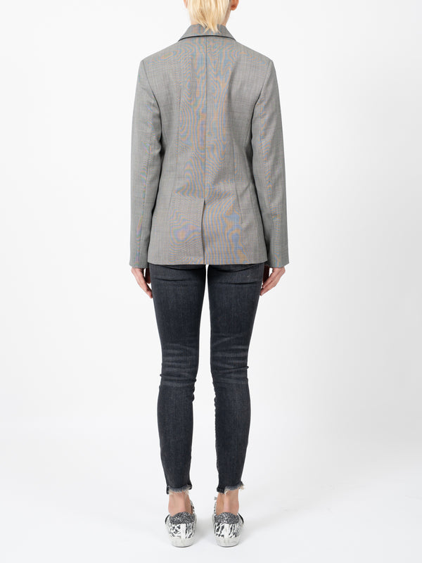 CLASSON JACKET IN GREY