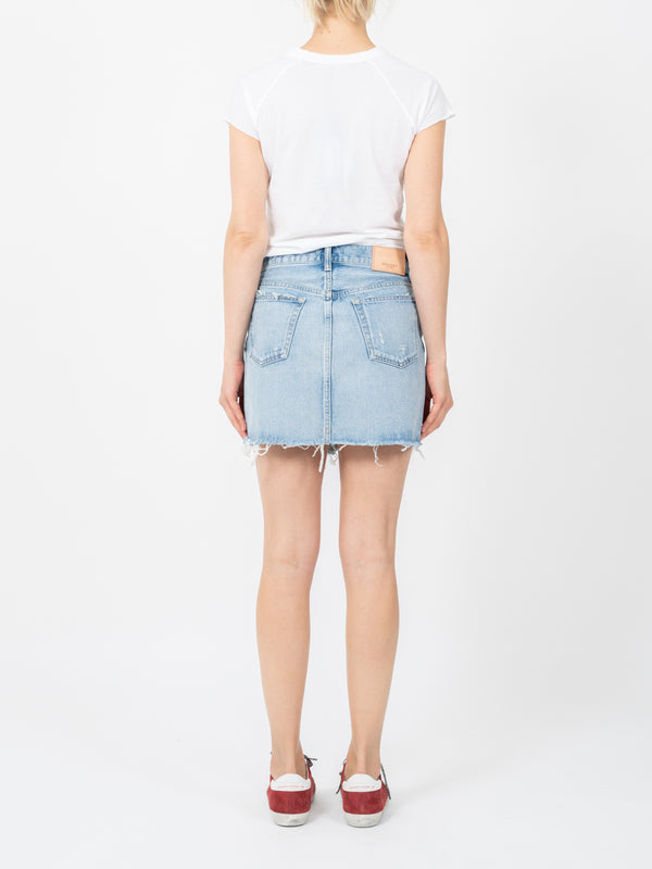 MV GARDENA SKIRT IN LIGHT BLUE