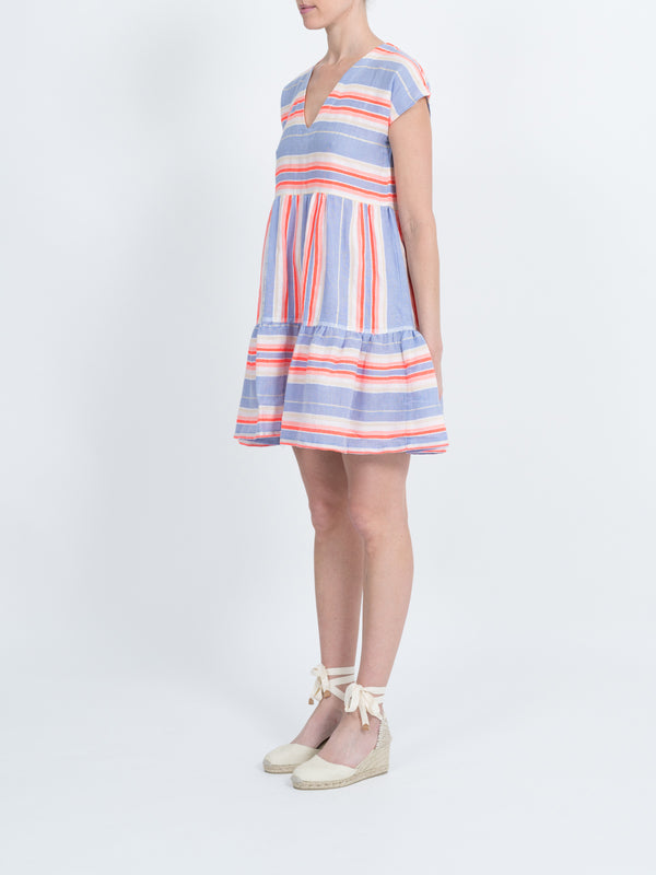 Fiesta Dress in Lavender