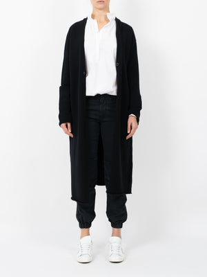 CLARISSA CARDIGAN IN BLACK