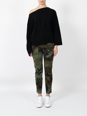 JENNA PANT IN FALL GREEN