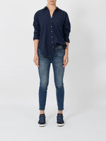 BEAU SHIRT IN DARK INDIGO