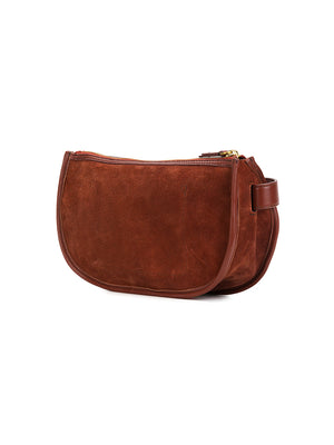FELIX SHOULDER BAG IN ROUILLE
