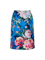 Salby Tris Skirt in Blue