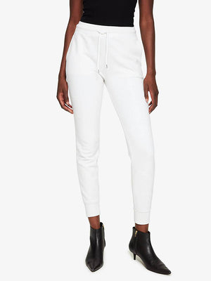 Anine Bing Saylor Jogger in Ivory