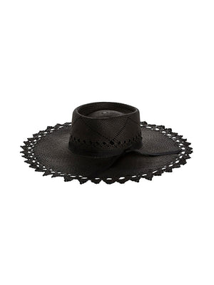 Scalloped Brim 59 w/ Black Band