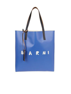 Shopping Tote in Royal Blue