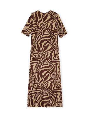 Maxi Dress in Tannin