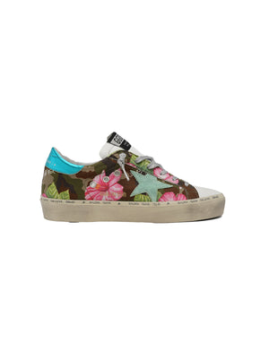 Sneakers Hi Star in Hibiscus Camouflage