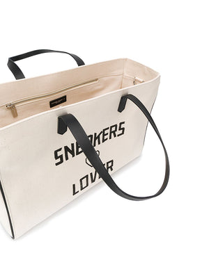 Golden Goose Sneakers Lover East to West California Bag