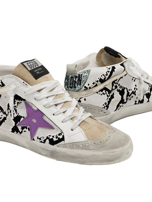 Golden Goose Sneakers Midstar in Python