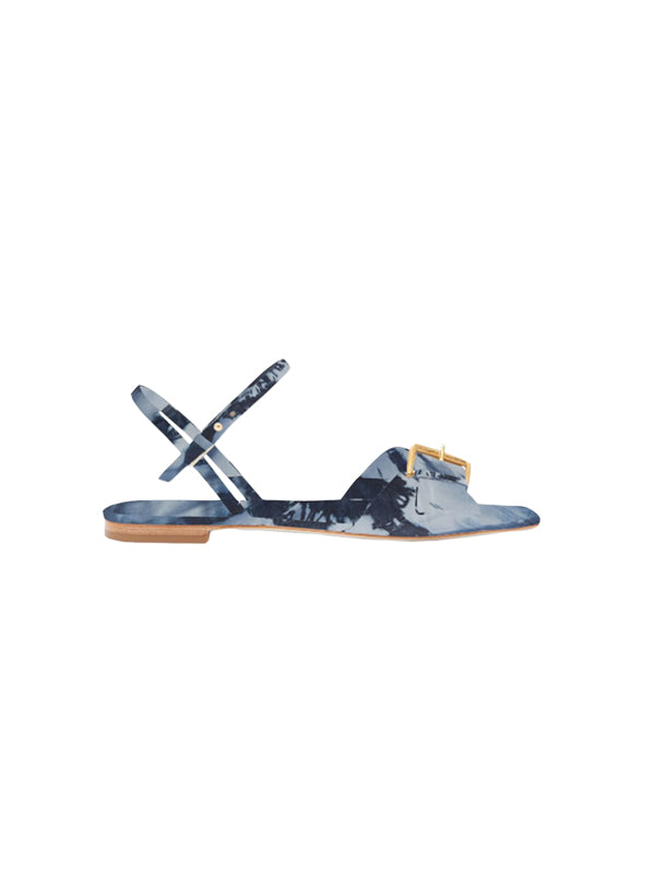 Ulla Johnson Sofia Sandal In Indigo