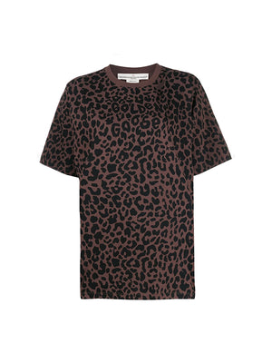 T-Shirt Rabenda In Leopard