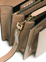 Trunk Bag in Beige