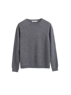 The Crew Classic Fit Sweater in Grey