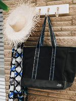 Basil Bangs The Daily Tote In Black