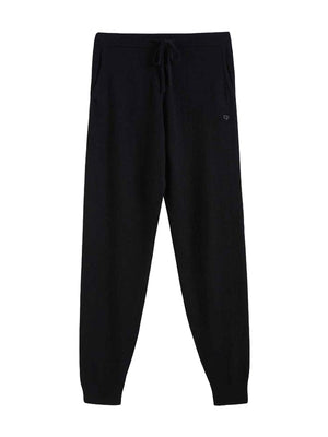 The Essentials Track Pant in Black