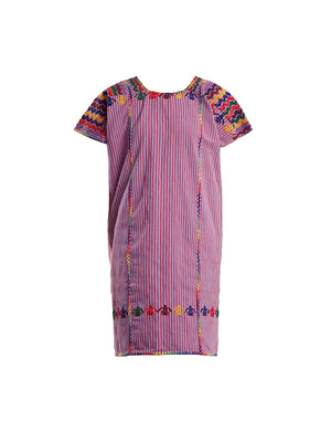 No.58 Embroided Mini Kaftan