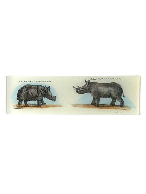 Two Rhinos 3.5 x 12Inch Rect.Tray
