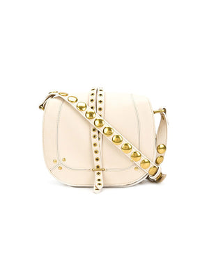 VICTOR CROSSBODY BAG IN CREAM