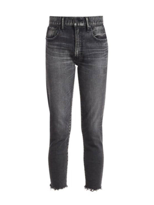 Moussy Vintage MV Westcliffe Skinny Hi in Light Black | EXPRESS SHIPPING WORLDWIDE