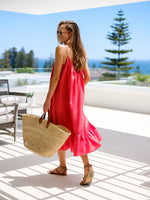 Agatha Dress in Sorbet