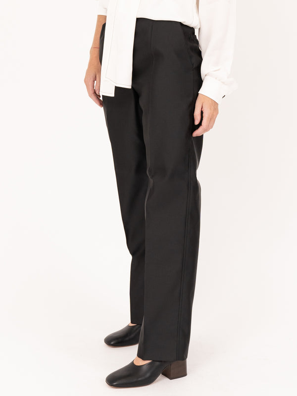 Evening Pant in Black