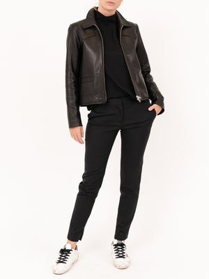 Nili Lotan Jaley Jacket in Black
