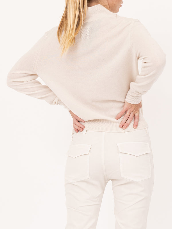 Beacon Sweater In Ivory