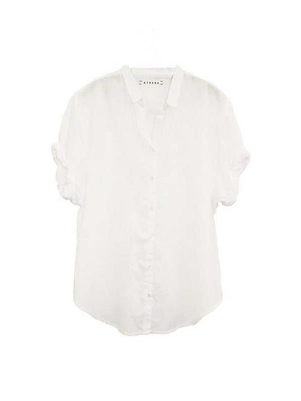 Xirena Channing Shirt in White