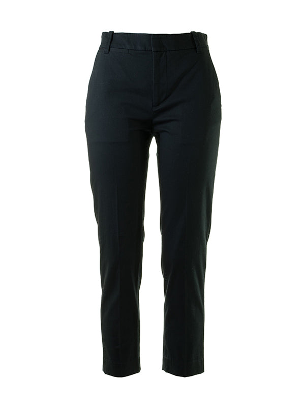 COIN POCKET CHINO IN BLACK