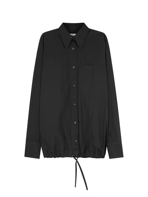 CORTEZ 6430 W.W SHIRT BLACK