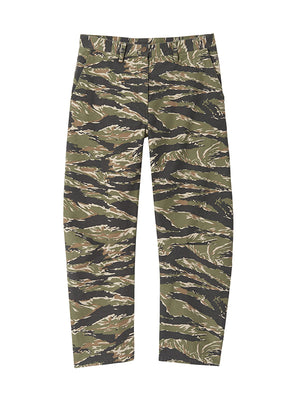 Emmerson Pant In Tiger Print Camouflage