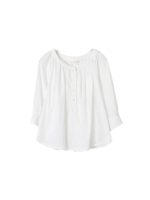 XIRENA Kimber Top in White