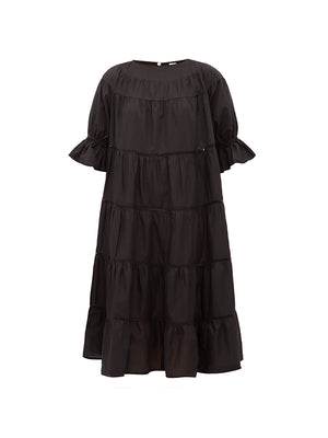 Paradis Dress in Black