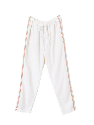 Rex Pant in Off White