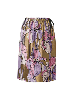 Scotta Skirt in Gold