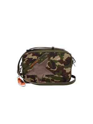 Star Bag in Camouflage