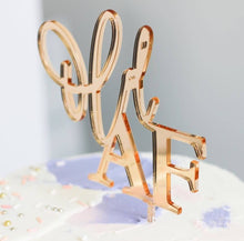 Load image into Gallery viewer, Old AF Cake Topper