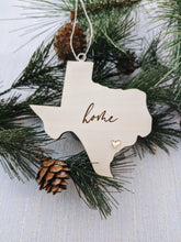 Load image into Gallery viewer, Texas - HOME Ornament