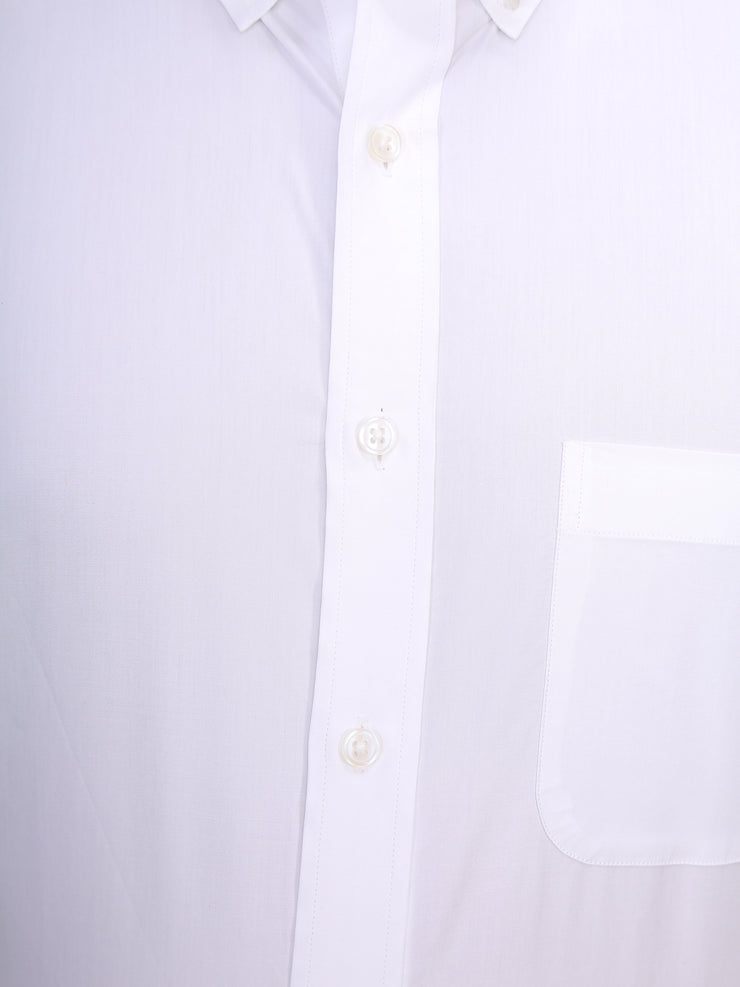 2 ply 200s White Shirt
