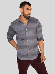 Charcoal Horizon Shirt