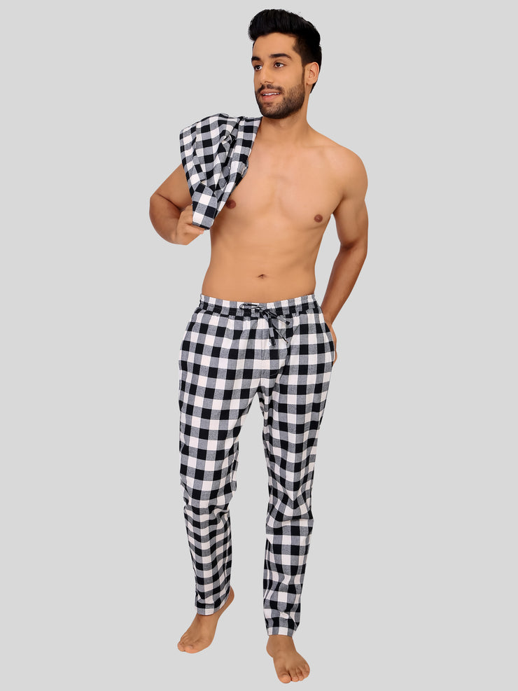 Box Black Pyjama Set