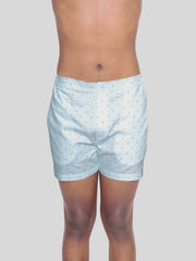 Blue dot premium shorts
