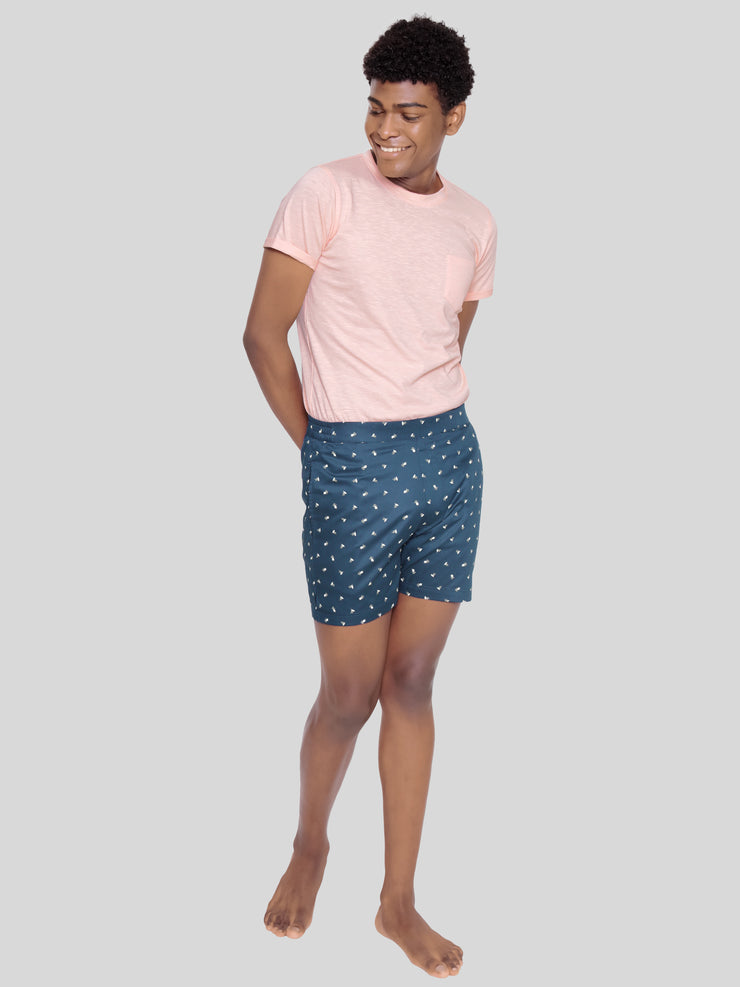 Blue fern premium shorts