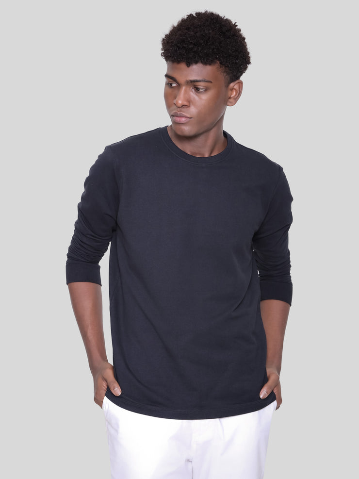 Premium Black Sweatshirt