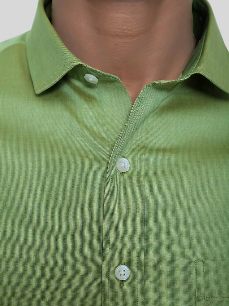 Villa Olive Green Shirt