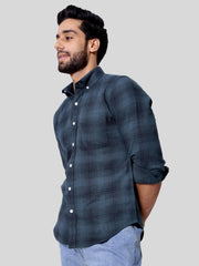 Green Greg Flannel Shirt
