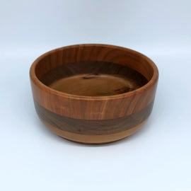 Medium Banded Bowl